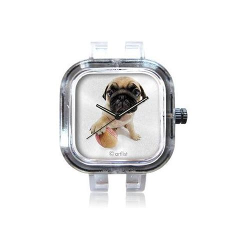 the artlist collection pug artlist collection the and friends modify watches
