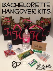 Bachelorette party favor ideas car tuning