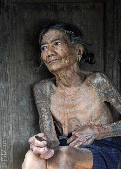 Rugged In Tagalog by Quot The Last Tattooed Of Buscalan High Up In The