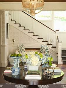 Entrance Table Decor Foyer Table Transitional Entrance Foyer Thornton Designs