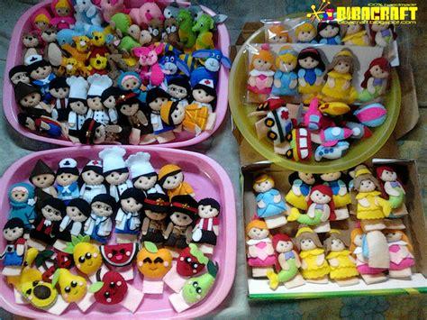 Lu Hias Malang biba craft collection september is a finger puppet s month