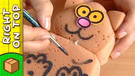 arts and craft ideas for crafts ideas for sponge teddy diy on boxyourself
