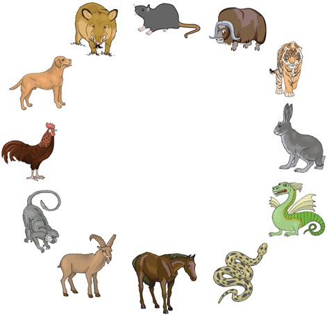 new year animals and what they read the illustrated story of how the zodiac