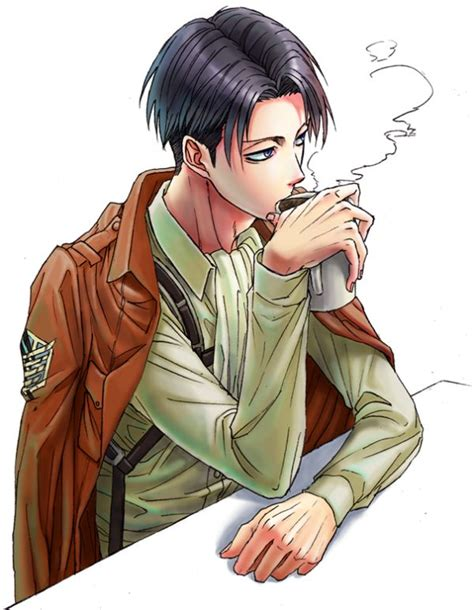 Was Essen Wasserschildkröten 5256 by Tea Time Or Is That Morning Coffee Levi Ackerman