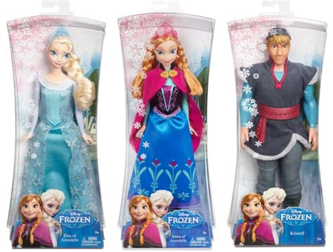 buy frozen dolls disney s frozen fashion dolls elsa kristoff