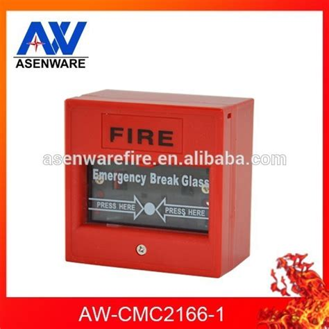 Alarm System Manual Call Point Operation Conventional Tanpa Base multi alarm box manual call point bell