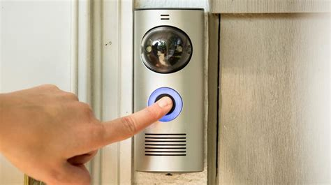front door bell wireless how a doorbell system can improve your schools safety
