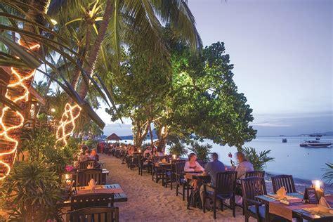 bophut beach koh samui snorkeling thailand