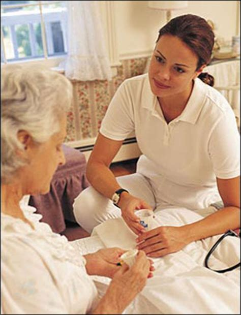 how many times a week should i a home health aide