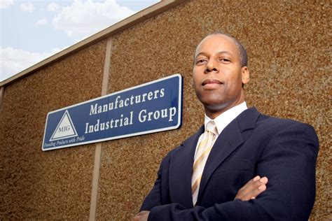 ubr spotlight manufacturers industrial group ceo andre gist