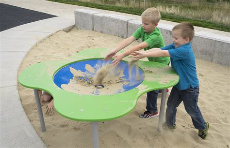 single sand  water table