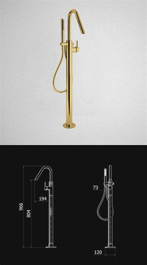 bath tap with shower gold taps freestanding bath tap with shower kara