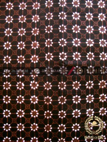 Batik Sogan Maxi Kupu Cape jual batik klasik jogja motif truntum sogan thebatik co id
