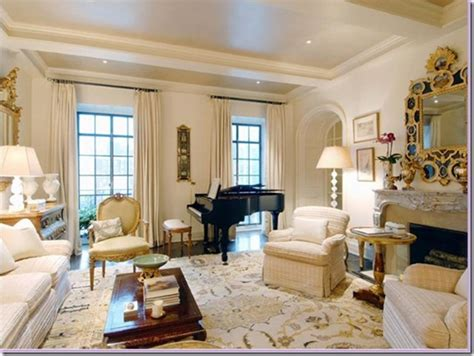 Living Room With Piano Design by Home And Interior Design Picture Pianos