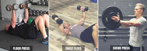 chest workout no bench how to have a chest workout without a bench for massive pecs