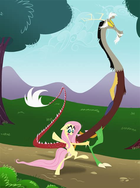 discord you are unauthorized been walking long my dear my little pony friendship