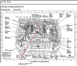 2000 ford f150 4 2 liter v6 engine diagram for engine coolant temperature sensor autos post