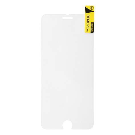 Tempered Glass Iphone 6 Plus Baseus Ultrathin Anti Brust Arc 02mm baseus ultrathin anti brust arc 0 2mm tempered glass for iphone 6 6s jakartanotebook