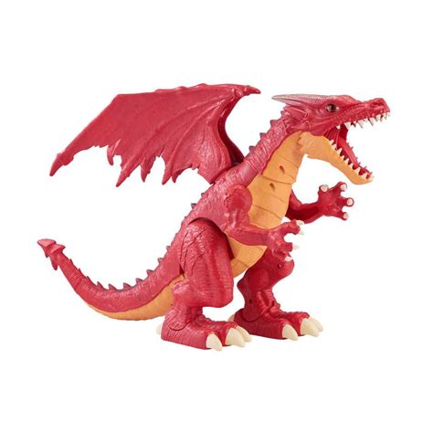 robo alive dragon red tobar