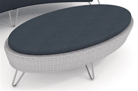 oval ottoman coffee table decor your living room in style with oval coffee table
