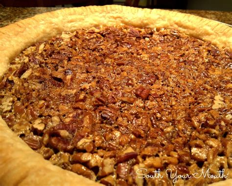 south your mouth classic pecan pie