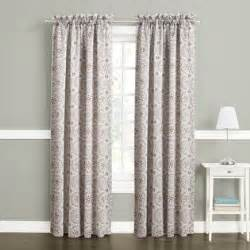 sears bedroom curtains 54x63 blackout curtain panel get peace and privacy from