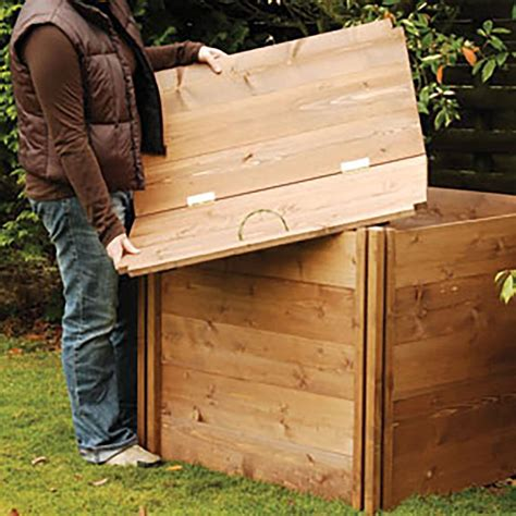Decorative Compost Bin by Buy Lid For 480 Litre Modular Compost Bin Evengreener