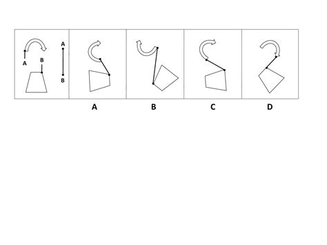 question    assembling objects practice test