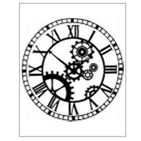 printable clock gears 97 best stencils images on pinterest templates paper
