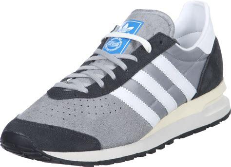 Adidas Marathon 39 44 adidas marathon 85 chaussures gris blanc