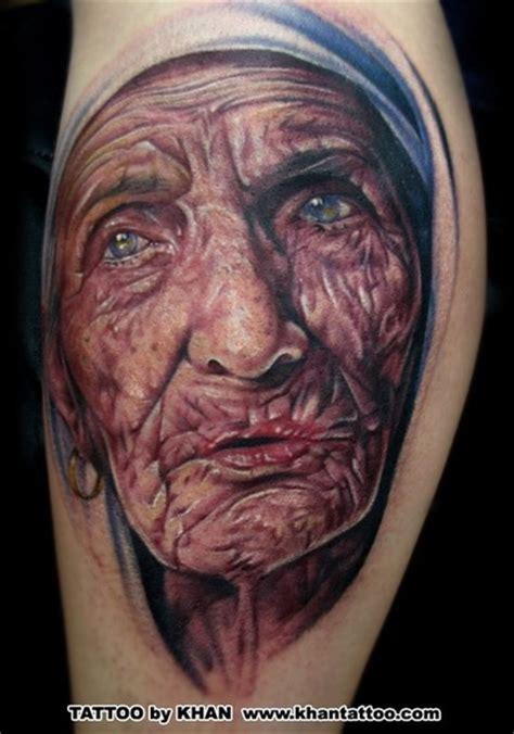 mother teresa tattoo khan tattoonow 2014