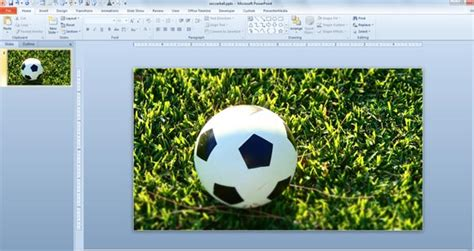 free soccer powerpoint templates free soccer photo for powerpoint powerpoint