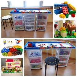 diy lego tables perfect for kids of all ages