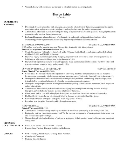 Neuro Resume Current Business Resume 2