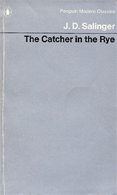 the catcher in the rye by jd salinger guardian co uk books