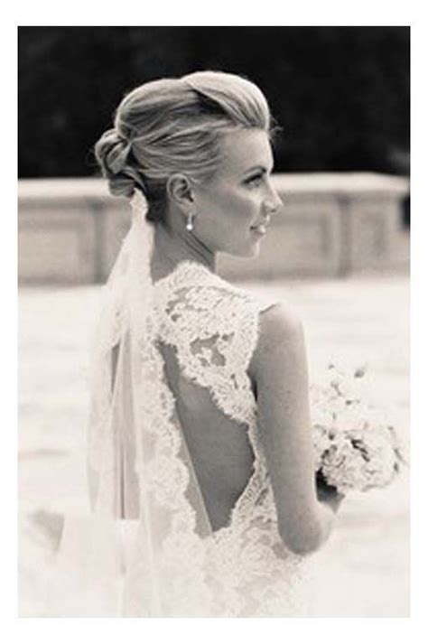 Wedding Hairstyles With Veil Underneath by Hairstyles Wedding Updos With Veil Underneath I M Not