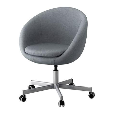 ikea sedie ufficio skruvsta sedia da ufficio vissle grigio ikea