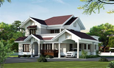 beautiful home design modern beautiful kerala home design at 2000 sq ft