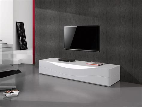 luxury tv popular two door luxury tv stand with led light from