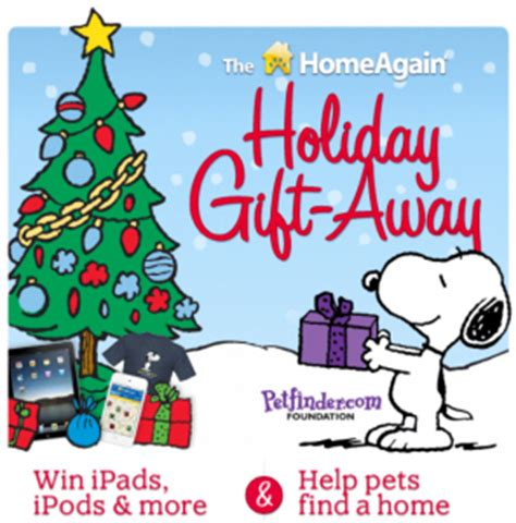 homeagain cheer sweepstakes win an