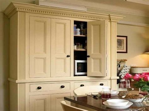 Kitchen Cabinets Free Standing by Cabinet Amp Shelving Beautiful Free Standing Pantry Free
