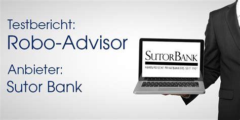 sutor bank ᐅ sutor bank angebot im test erfahrungen