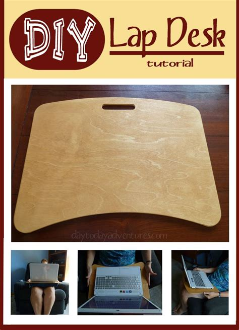 diy laptop desk 25 unique desk ideas on tray bed