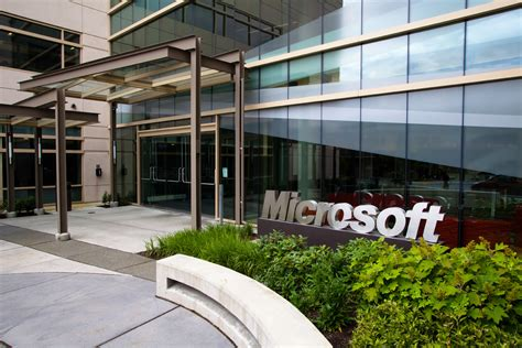 Microsoft Corporate Office by Microsoft S P R Operations Pull Duty Serve As