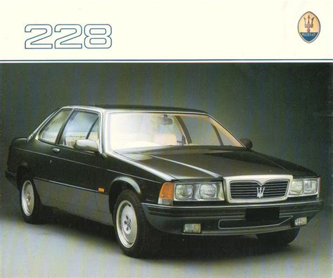 free car manuals to download 1990 maserati 228 on board diagnostic system service manual remove control arm 1990 maserati 228 how to change oil on a 1993 audi 100 how