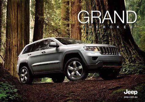 2011 jeep grand brochure jeep grand wk2 brochures manuals and literature