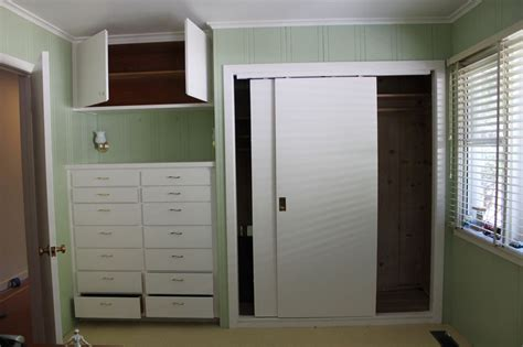 built in cabinet ideas homesfeed dresser for closet ideas for small homes or apartments