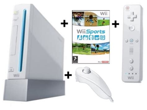 wii console sports gaming consoles