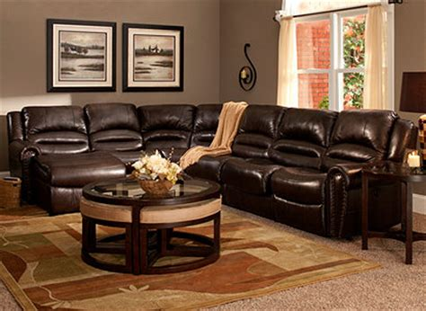 Raymour Flanigan Dining Room Sets by Mason Casual Leather With Vinyl Match Living Room