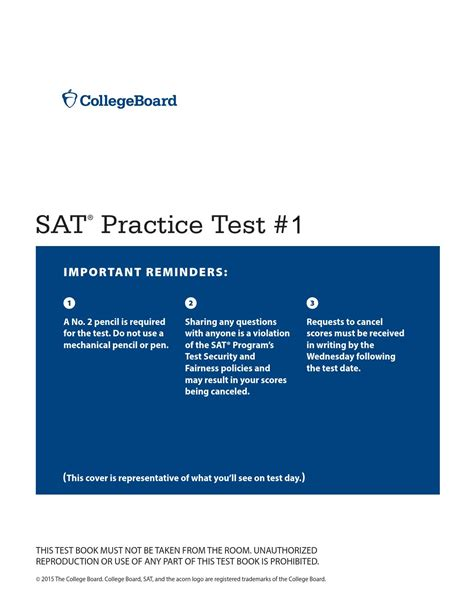 sat practice reading section practice test 1 by university select issuu